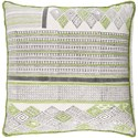 Surya Aba Pillow - Item Number: ABA001-1818