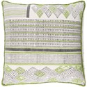 Surya Aba Pillow - Item Number: ABA001-2020