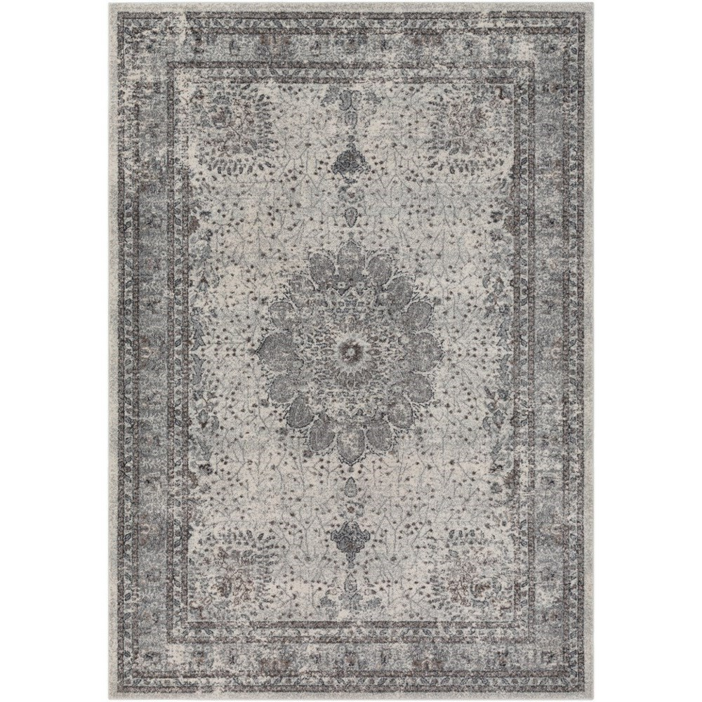 "Aberdine 5' 2"" x 7' 6"" Rug by Surya at Goffena Furniture & Mattress Center"