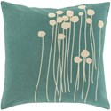 Surya Abo Pillow - Item Number: LJA002-1818D