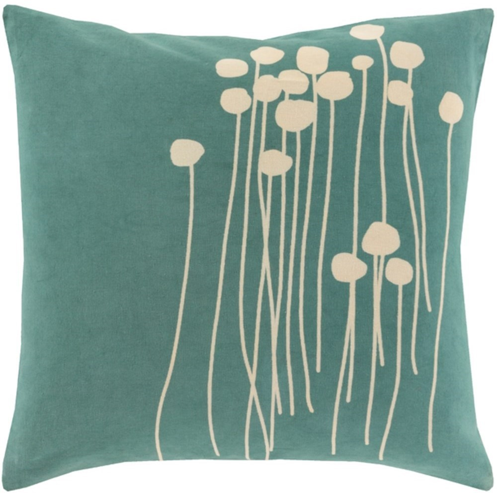 Surya Abo Pillow - Item Number: LJA002-2222D