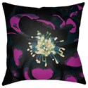 Surya Abstract Floral Pillow - Item Number: AF008-1818