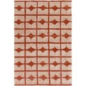 Ruby-Gordon Accents Alexandra 8' x 10' Rug - Item Number: ALX1004-810