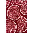 Ruby-Gordon Accents Alexandra 2' x 3' Rug - Item Number: ALX1006-23