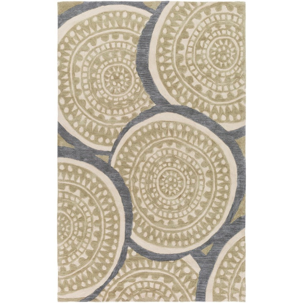 Alexandra 2' x 3' Rug by 9596 at Becker Furniture