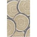 Ruby-Gordon Accents Alexandra 2' x 3' Rug - Item Number: ALX1007-23