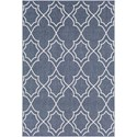"Surya Alfresco 5'3"" x 5'3"" Rug - Item Number: ALF9650-53RD"
