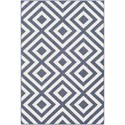 "Surya Alfresco 8'9"" x 8'9"" Rug - Item Number: ALF9657-89SQ"