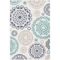 Surya Alfresco 6' x 9' Rug - Item Number: ALF9665-69