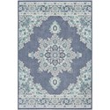 "Surya Alfresco 5'3"" x 5'3"" Rug - Item Number: ALF9670-53RD"