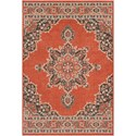 "Surya Alfresco 5'3"" x 7'6"" Rug - Item Number: ALF9672-5376"
