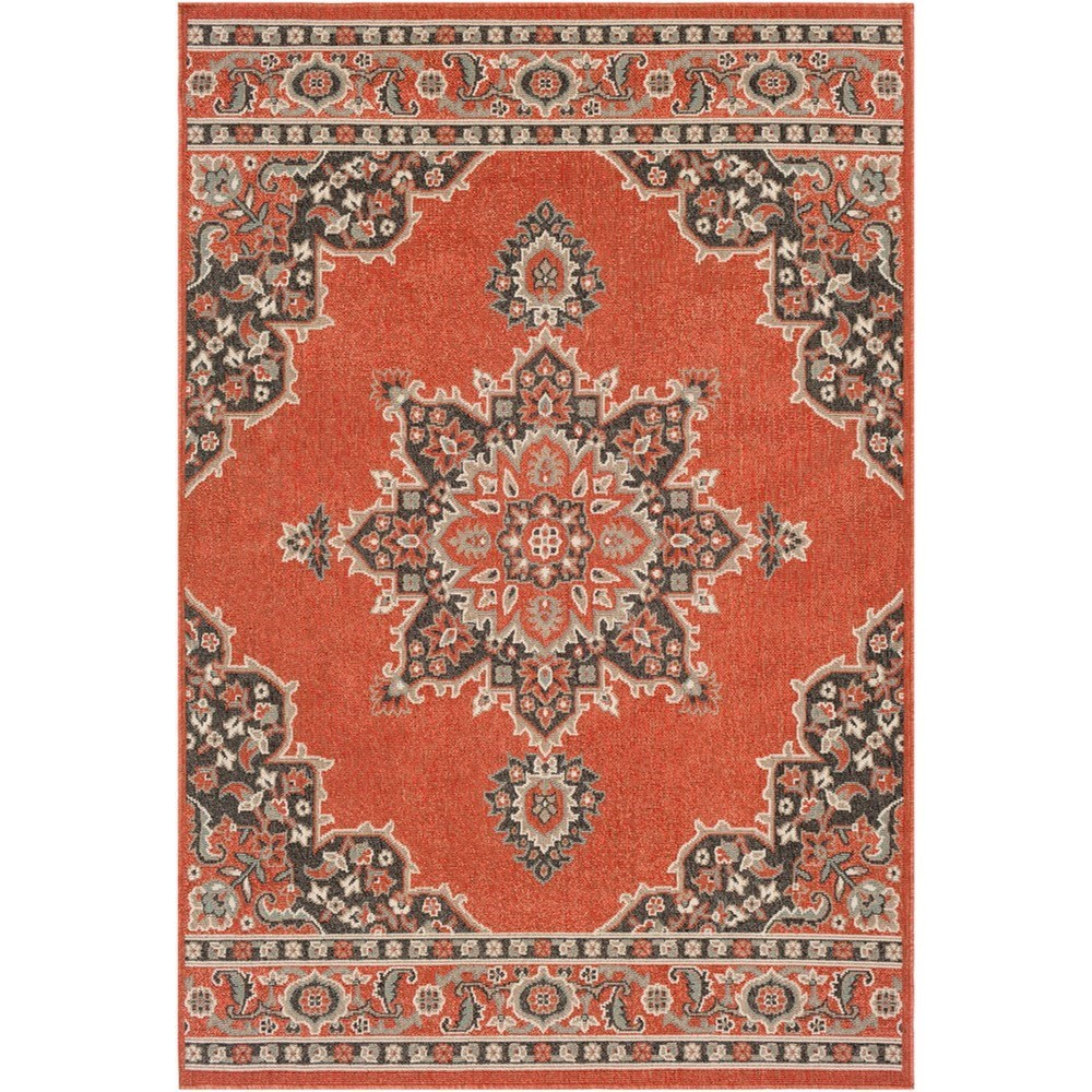 "Alfresco 5'3"" x 5'3"" Rug by Surya at Fashion Furniture"