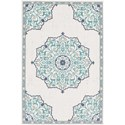 "Surya Alfresco 7'6"" x 10' 9"" Rug - Item Number: ALF9677-76109"