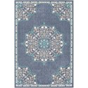 "Surya Alfresco 8'9"" x 8'9"" Rug - Item Number: ALF9678-89RD"