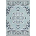 "Surya Alfresco 5'3"" x 5'3"" Rug - Item Number: ALF9687-53RD"