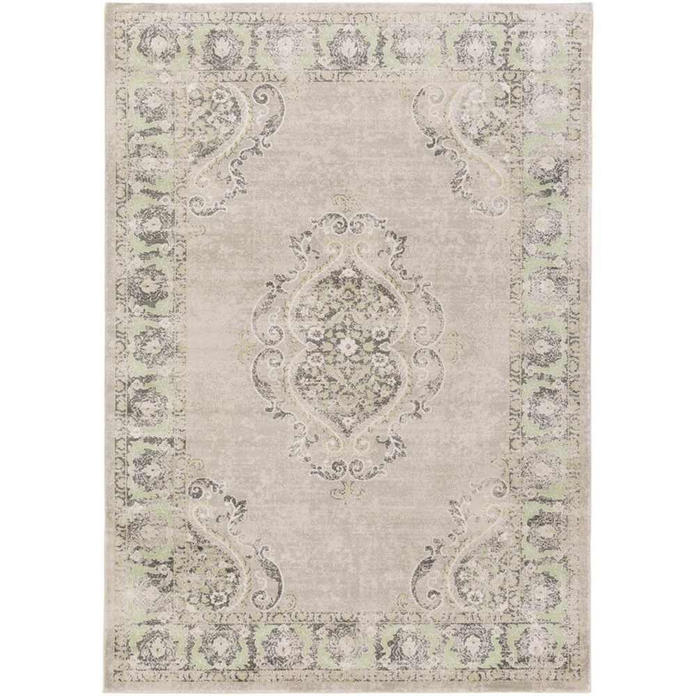 """Allegro 5'2"""" x 7'6"""" Rug by 9596 at Becker Furniture"""