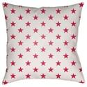Surya Americana II Pillow - Item Number: SOL007-1818