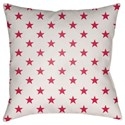 Surya Americana II Pillow - Item Number: SOL007-2020