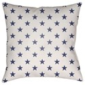 Surya Americana II Pillow - Item Number: SOL008-1818