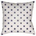 9596 Americana II Pillow - Item Number: SOL008-1818