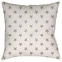 Surya Americana II Pillow - Item Number: SOL009-1818