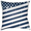 Surya Americana III Pillow - Item Number: SOL011-1818
