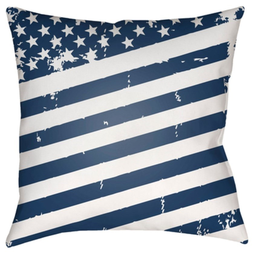 Americana III Pillow by Surya at Miller Waldrop Furniture and Decor