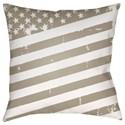 Surya Americana III Pillow - Item Number: SOL013-2020