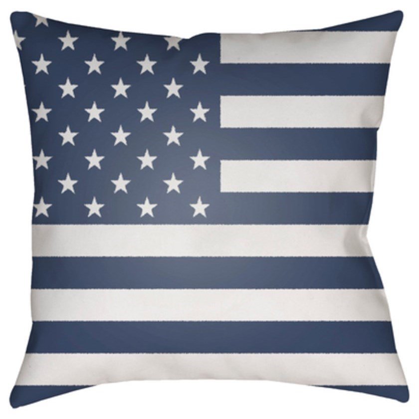 Americana Pillow by Ruby-Gordon Accents at Ruby Gordon Home