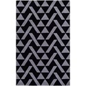 Surya Anagram 2' x 3' Rug - Item Number: AAM2000-23