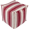 Surya Anchor Bay Cube Pouf - Item Number: ACPF002-181818