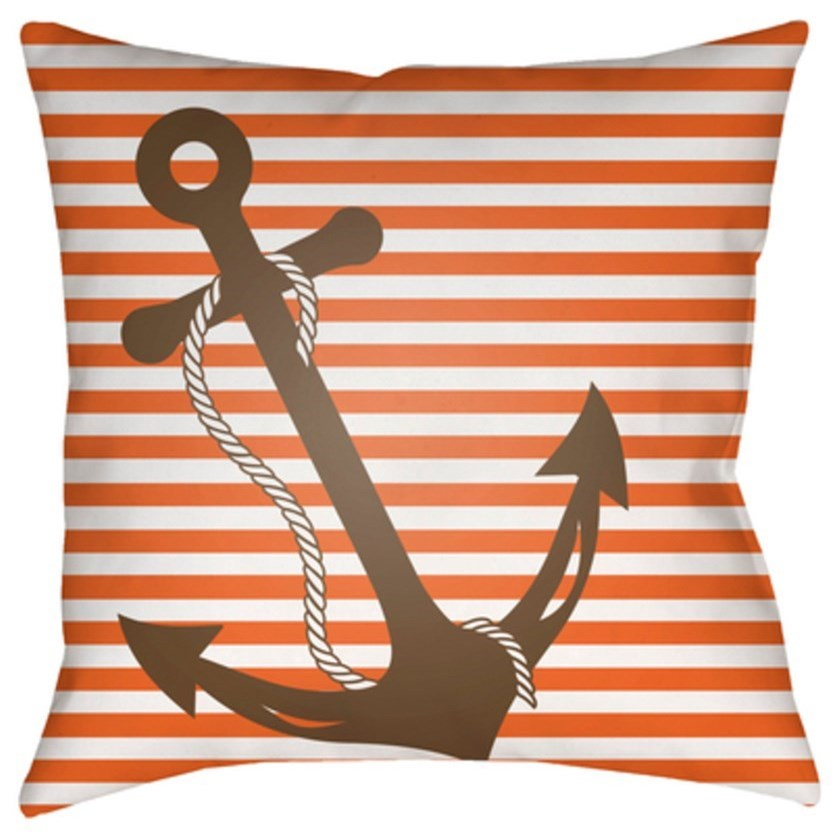 Anchor Pillow by Ruby-Gordon Accents at Ruby Gordon Home