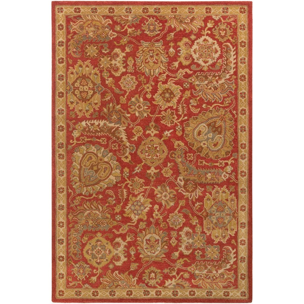 "Ancient Treasures 3'3"" x 5'3"" Rug by 9596 at Becker Furniture"