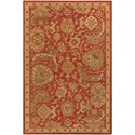 Surya Ancient Treasures 8' Round Rug - Item Number: A177-8RD