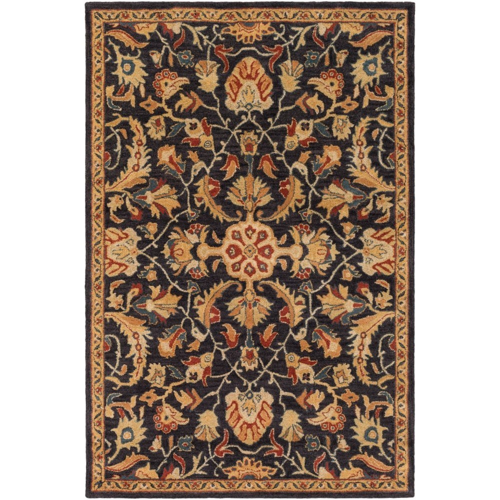 Ancient Treasures 5' x 8' Rug by 9596 at Becker Furniture