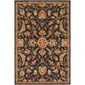 Surya Ancient Treasures 8' Round Rug - Item Number: A178-8RD