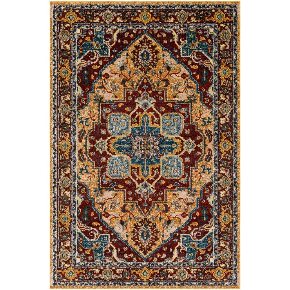 "Anika 5'3"" x 7'3"" Rug by 9596 at Becker Furniture"