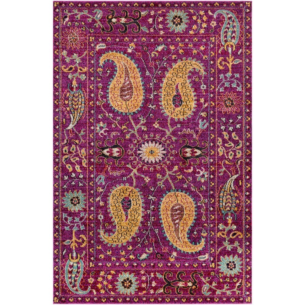 "Anika 7'10"" x 10'3"" Rug by 9596 at Becker Furniture"