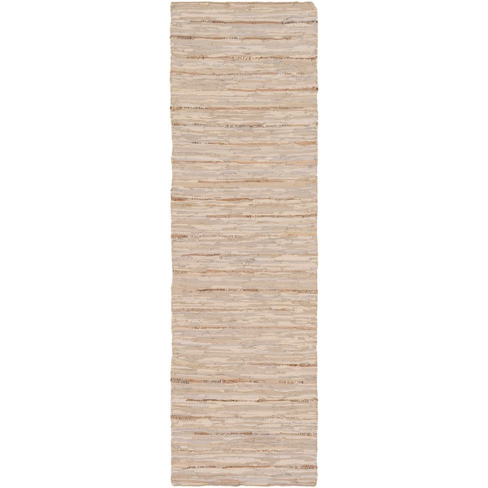 """Anthracite 2'6"""" x 8' Runner Rug by Ruby-Gordon Accents at Ruby Gordon Home"""