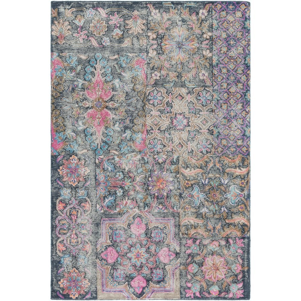 """Antigua 5' x 7' 6"""" Rug by 9596 at Becker Furniture"""