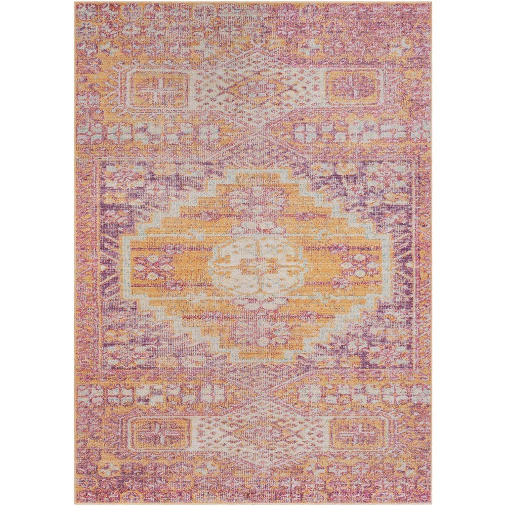 """Antioch 5'3"""" x 7'3"""" Rug by 9596 at Becker Furniture"""