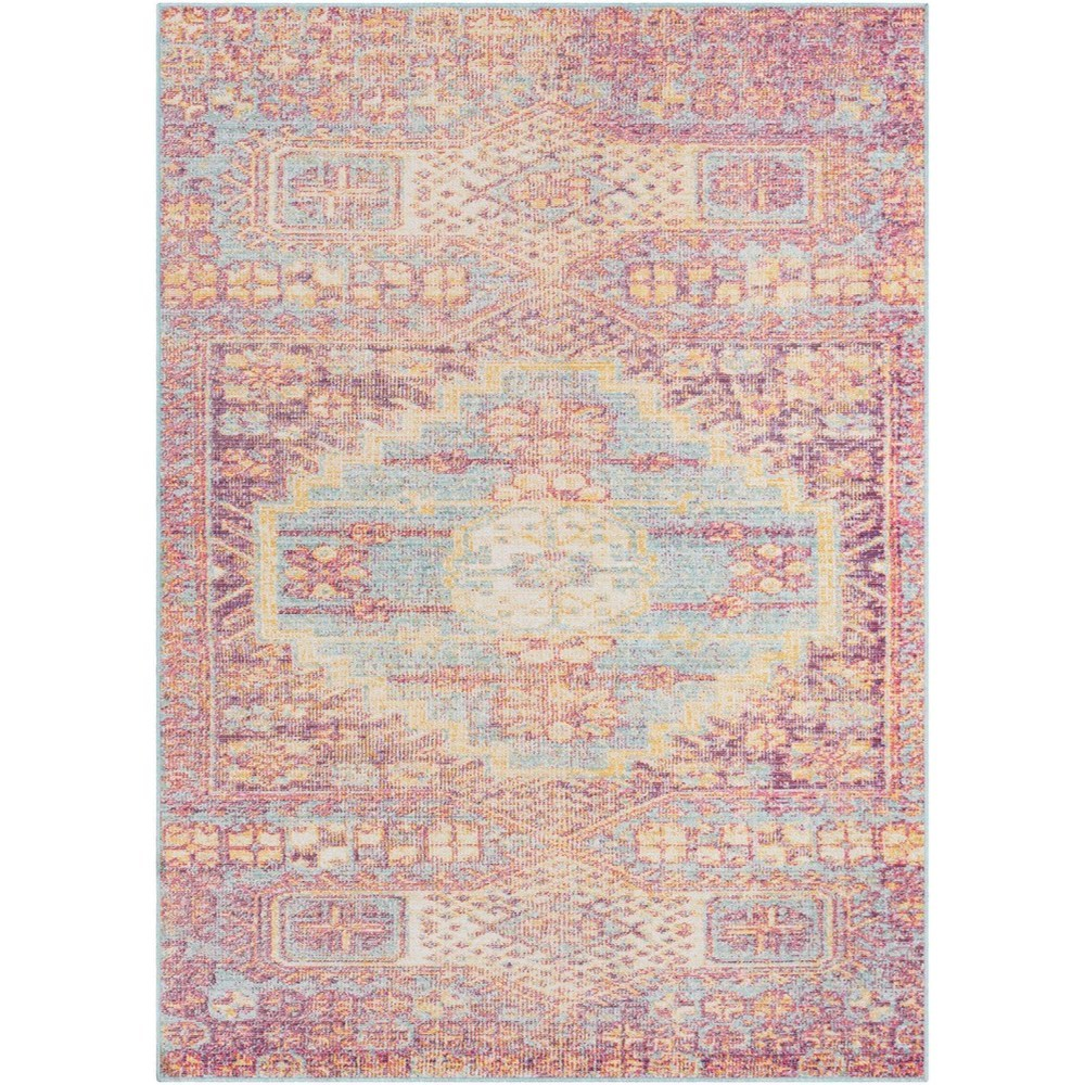 "Antioch 5'3"" x 7'3"" Rug by Ruby-Gordon Accents at Ruby Gordon Home"