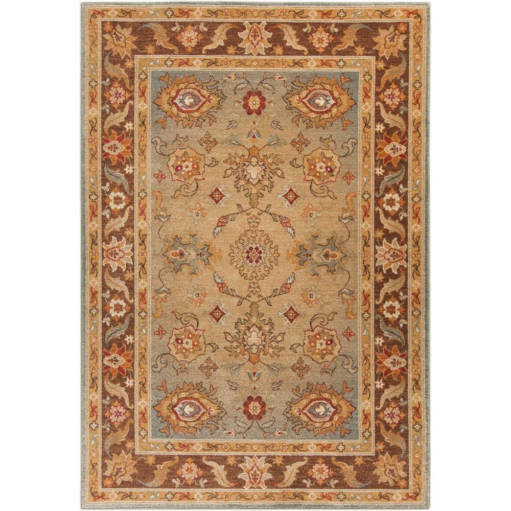 "Arabesque 6'7"" x 9'6"" Rug by Ruby-Gordon Accents at Ruby Gordon Home"