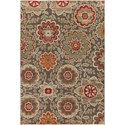 "Surya Arabesque 8'10"" x 12'9"" Rug - Item Number: ABS3020-810129"