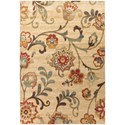"Surya Arabesque 8'10"" x 12'9"" Rug - Item Number: ABS3027-810129"