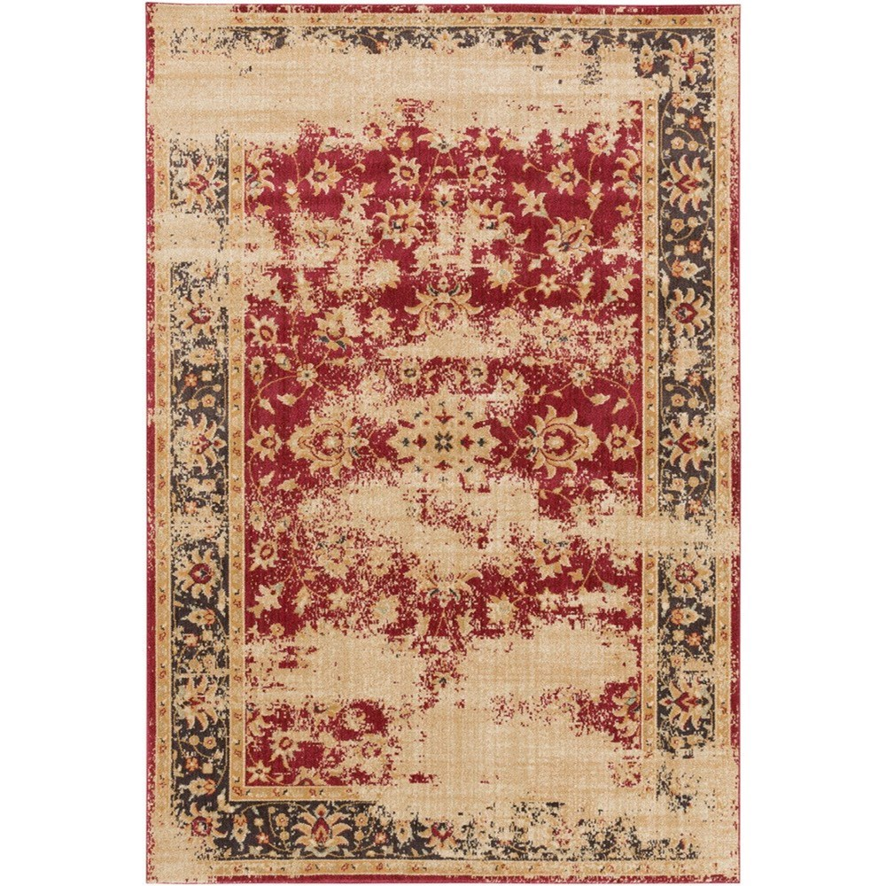 "Arabesque 1'10"" x 2'11"" Rug by Ruby-Gordon Accents at Ruby Gordon Home"