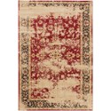 "Surya Arabesque 2'7"" x 4'7"" Rug - Item Number: ABS3034-2747"