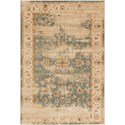 "Surya Arabesque 6'7"" x 9'6"" Rug - Item Number: ABS3035-6796"