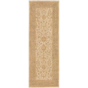 "Surya Arabesque 2'7"" x 7'3"" Runner Rug"