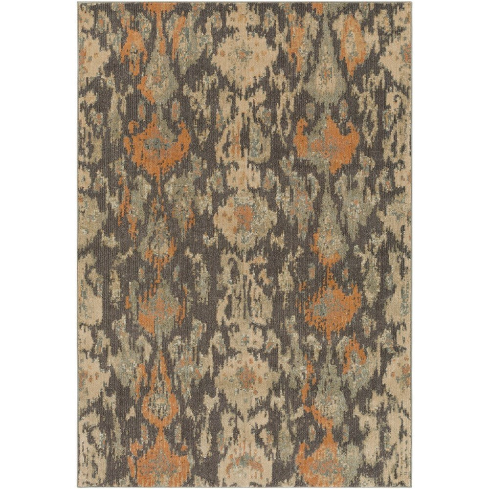 "Arabesque 2'7"" x 4'7"" Rug by 9596 at Becker Furniture"